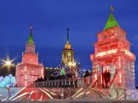 Новогодние каникулы в Екатеринбурге