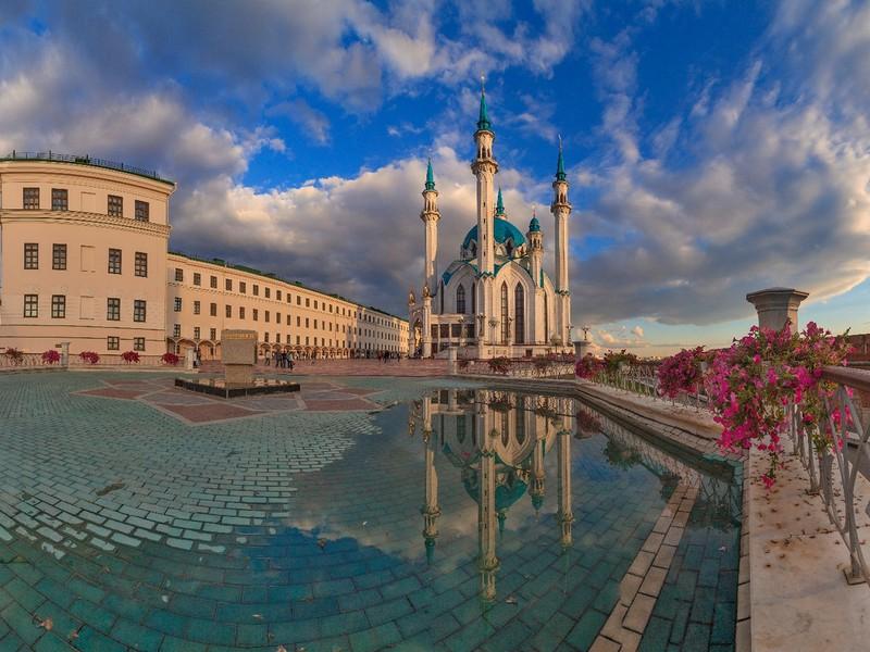 Добро пожаловать в Казань!, 2 дня (пят-суб)