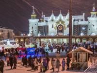 Новый год - 2018 в Казани