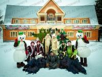 Казань - Новый год с Кыш Бабаем
