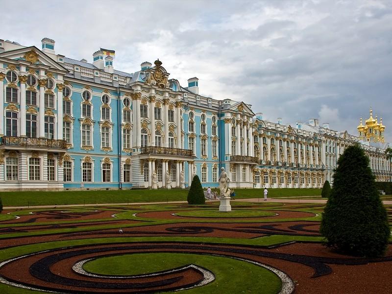 Дворцовый Петербург, 3 дня